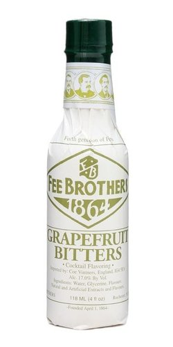 Fee Brothers Grapefruit  0.15l