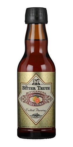 Bitter Truth Bittermens Grapefruit  0.2l