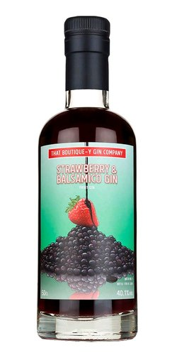 Boutique-y Strawberry & Balsamico gin  0.5l