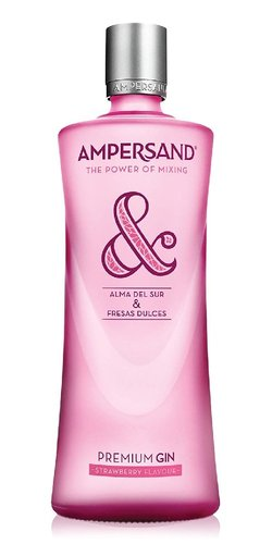 Ampersand Pink Strawberry flavour  0.7l