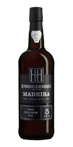 H&H Madeira 5y full rich  0.75l