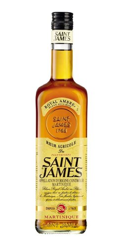 Saint James Royal ambre  1l