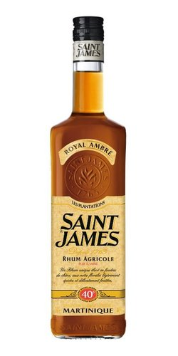 Saint James Royal ambre  0.7l