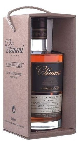 Clément Single Cask Green 2003 Vanile Intense  0.5l