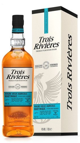 Trois Rivieres Teeling Whisky cask  0.7l