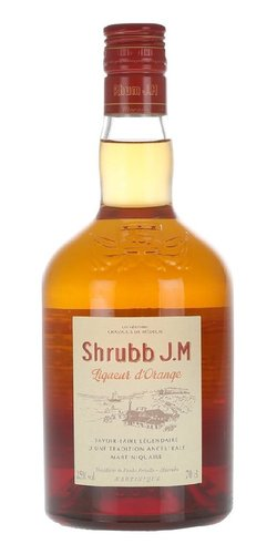 Rhum J.M Shrubb Orange  0.7l