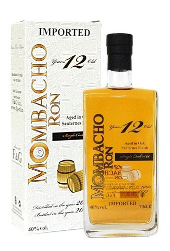 Mombacho 12y Sauthernes finish  0.7l
