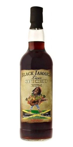 Black Jamaica Spiced  0.7l