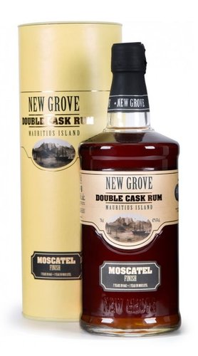 New Grove double cask Moscatel  0.7l