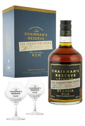 Chairmans Reserve Forgotten casks dárkový set  0.7l