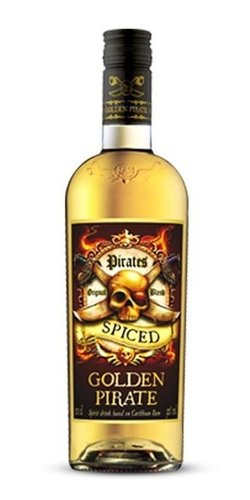 Golden Pirate spiced  0.7l