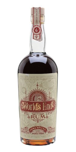 Worlds End Dark spiced  0.7l