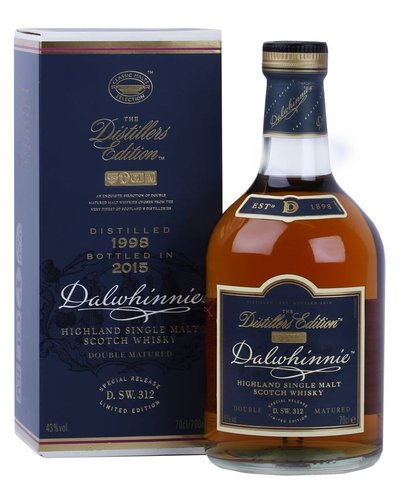 Dalwhinnie Distillers edition 1998  0.7l