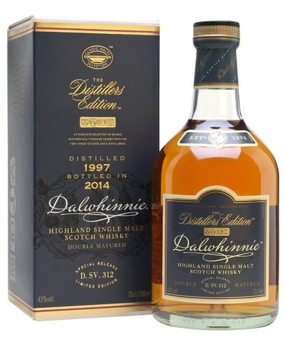 Dalwhinnie Distillers edition 1997 batch II  0.7l