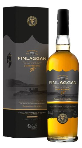 Finlaggan Cask Strength 58  0.7l