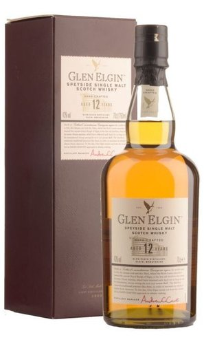 Glen Elgin 12y  0.7l