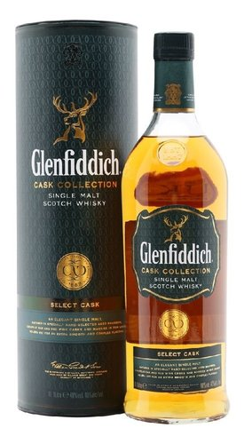 Glenfiddich Select cask  0.2l