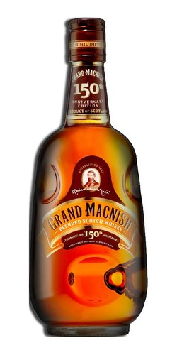 Grand Macnish 150 anniversary  1l