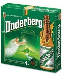 Underberg  4x0.02l