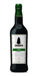 Sandeman Sherry seco dry  0.75l