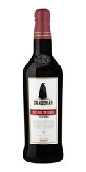 Sandeman Sherry medium dry  0.75l