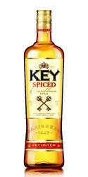 Key caribbean spiced gold  1l