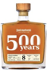 Stará Myslivecká 8y Bourbon cask  0.7l