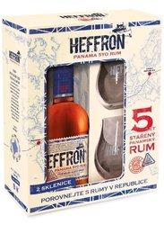Heffron dárkové balení  0.5l