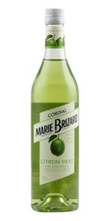 Marie Brizard Cordial Lime Juice  0.7l