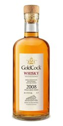 Gold Cock 2008 Grain 8y  0.7l