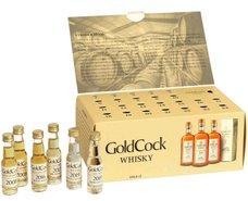Gold Cock 24 Adventní kalendář  24x0.02l