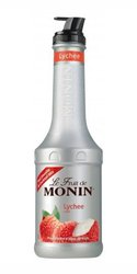 Monin puree litchi  1l