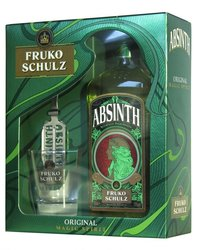 Absinth Magic Spirit Original ritual set  0.7l