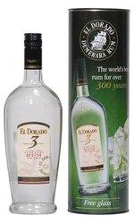 el Dorado 3 se skleničkou  0,7l