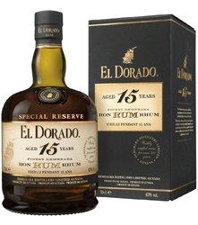 el Dorado 15y  0.7l
