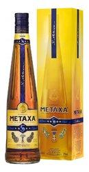 Metaxa 5* v krabičce  0.7l