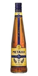 Metaxa 5* miniaturka  0.05l