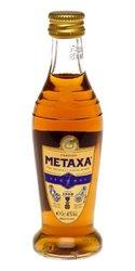 Metaxa 7* miniaturka  0.05l