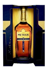 Metaxa 12* Festive box  0.7l