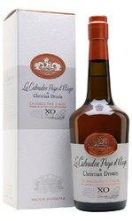 Calvados XO Christian Drouin  0.7l