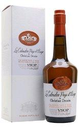 Calvados VSOP Christian Drouin  0.7l