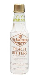 Fee Brothers Peach  0.15l