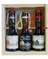 Chateau du Breuil degustační kolekce  3x0.03l