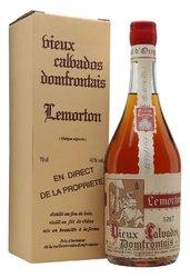 Didier Lemorton Grande Reserve 1987  0.7l