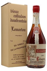 Didier Lemorton Grande Reserve 1962  0.7l
