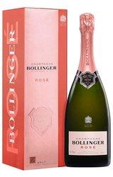 Bollinger rosé v krabičce  0.75l