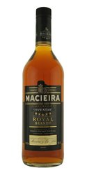 Macieira five stars Royal brandy  1l