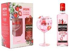 Beefeater Pink se skleničkou  0.7l