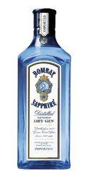 Bombay Saphire miniaturka  0.05l