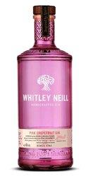 Whitley Neill Pink Grapefruit miniaturka  0.05l